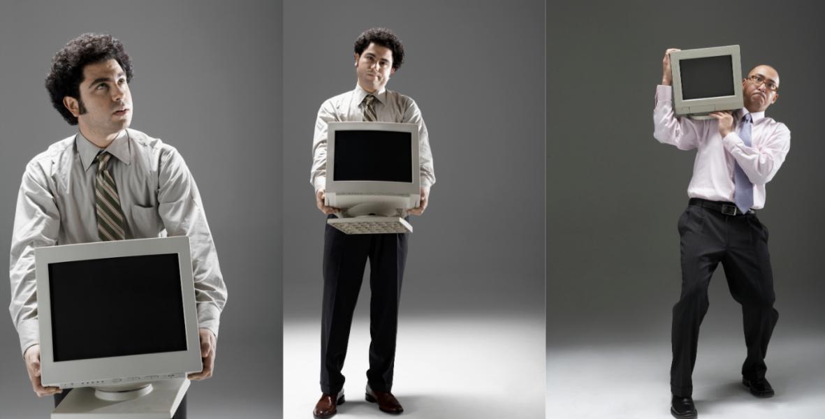 ②MacとWindows 重さ 比較