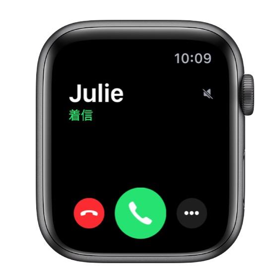 アップルウオッチおすすめ機能 ⑤電話