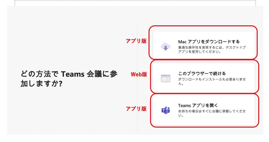 Teams初期画面